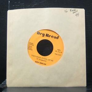 Dry-Bread-Don-039-t-Squeeze-The-Mango-7-034-VG-DB-001-Vinyl-45-USA-Funk-Soul