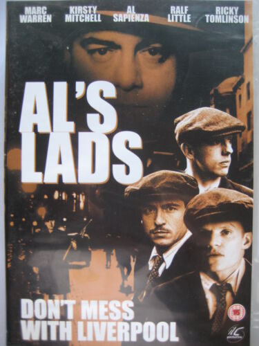 1 of 1 - Al's Lads (DVD, 2003) NEW SEALED PAL Region 2