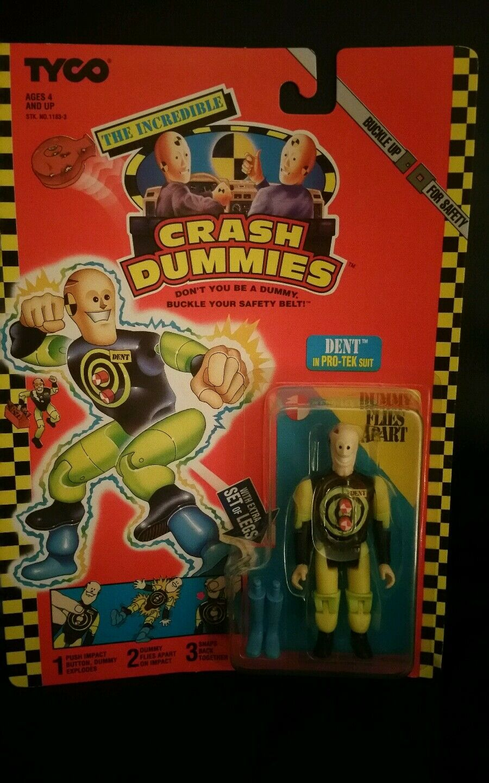 Tyco Crash Dummies Dummies Dummies Dent In Pro-tek Suit 9cb0ec