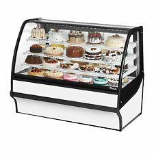 True Tdm R 59 Gege W W 59 Refrigerated Bakery Display Case