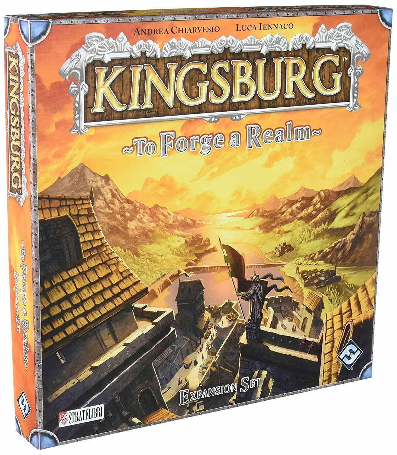 Kingsburg à Forger un royaume Expansion-New & Sealed