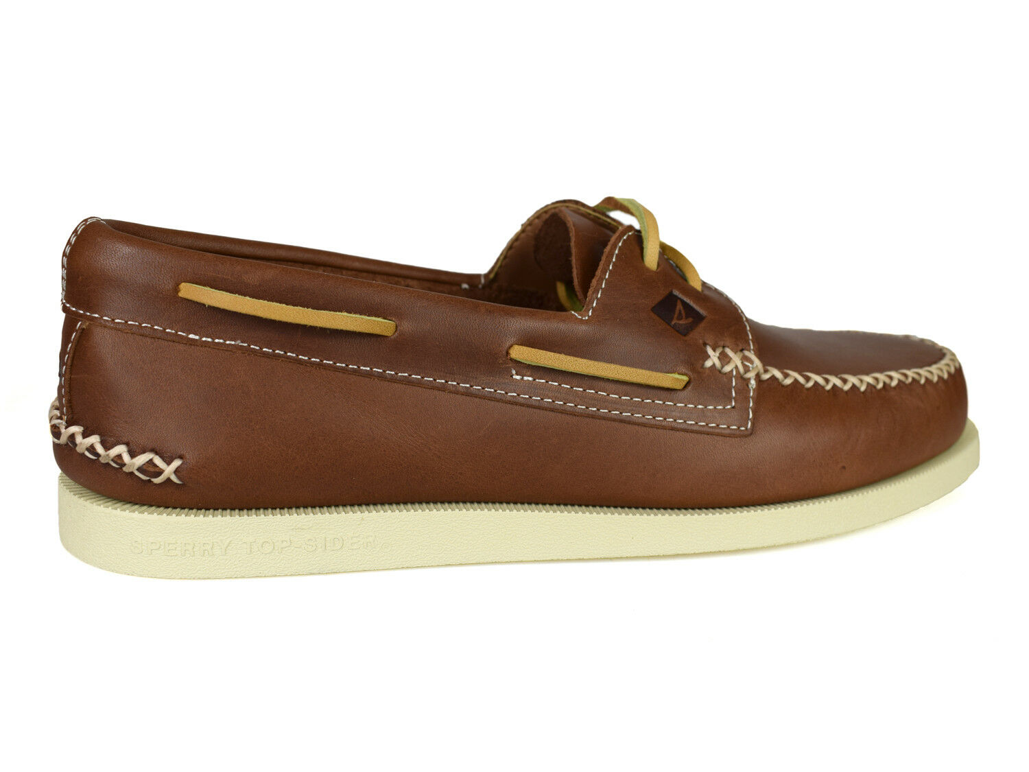 Sperry A/O Wedge Tan Leder  Uomo Uomo Uomo Boat Schuhes STS13160 f1522c