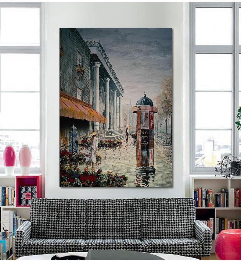3D Huser der Strae 52 Fototapeten Wandbild BildTapete Familie AJSTORE DE