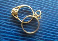 Vintage 9ct Yellow Gold Bracelet Charm  -  Wedding Ring & Engagement Ring