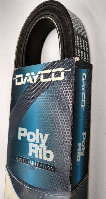 Dayco 5060968 Serpentine Belt