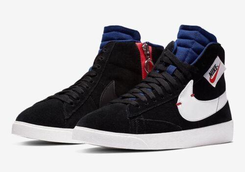 Nike Blazer Mid Rebel Femme Baskets BQ4022-005 Noir UK 7 US 9.5 EU 41