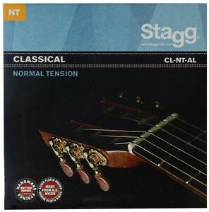 Classical-Nylon-Guitar-Strings-Stagg-CL-NT-AL-for-all-size-student-guitars