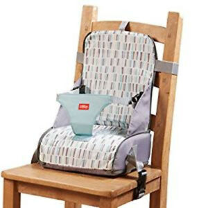 Nuby-Home-amp-Travel-Baby-Toddler-Feeding-Booster-Seat-Storage-Bag-Safety-Harness