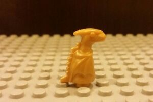 Lego Baby Dragon Norbert Pearl Gold