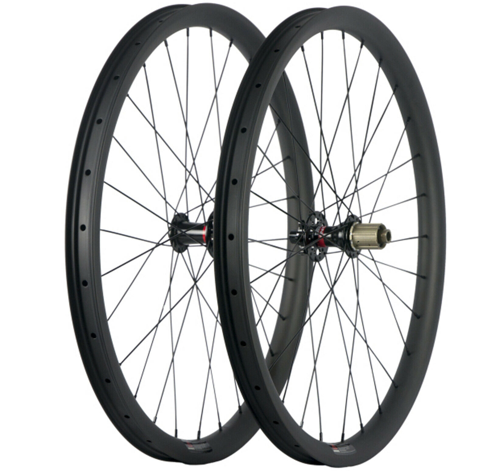 MTB Bike Carbon Wheels 27.5ER 35mm Width Tubeless Wheelset  AM Mountain Bicycle  zero profit