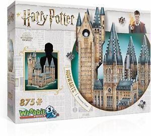 Wrebbit-3D-Puzzle-Rompecabezas-de-Torre-de-Astronomia-Harry-Potter-Hogwarts