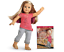 American-Girl-Isabelle-amp-book-With-Hair-Extension-NEW-Girl-of-the-Year-2014 thumbnail 3
