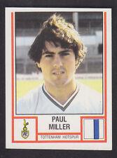 Panini - Football 81 - # 313 Paul Miller - Tottenham