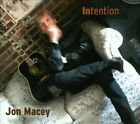 Intention [Digipak] by Jon Macey (CD, Actuality Records)