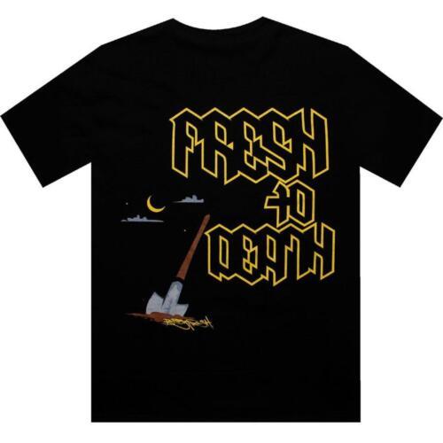 shirt BF0601BLK $35.00 Bobby Fresh Fresh To Death The GodfatherTee black