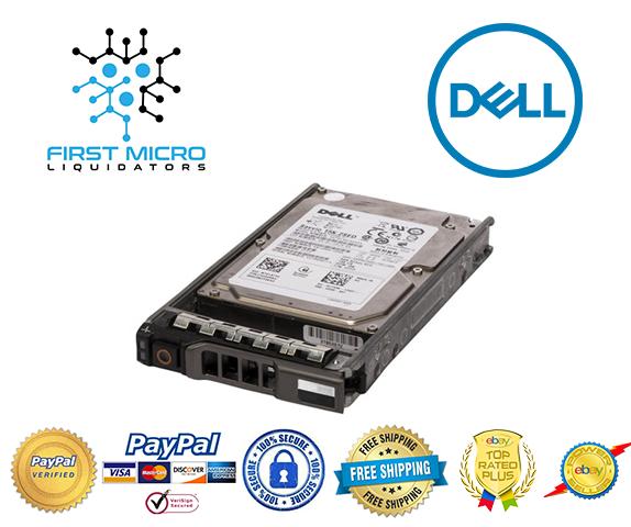 "Dell 36RH9 1.2TB 10000RPM 6Gb//s 2.5/"" SAS Hard Drive Seagate ST1200MM0088"