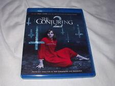 The Conjuring 2 (2016) BLU-RAY Horror Supernatural Vera Farmiga James Wan
