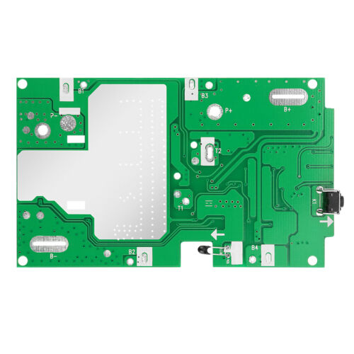 Battery Box Case Cover PCB Circuit Board Replacement for RYOBI 18V //P103 //P108