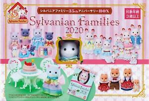 Sylvanian Families 2020 35th Anniversary limited Box Calico Critters NEW