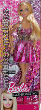 BARBIE Fashionistas Barbie y7487 Nuovo/Scatola Originale Bambola