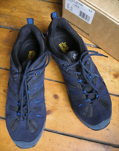 Details zu JACK WOLFSKIN Switchback Men night blue Gr. 44 fast wie neu