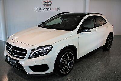 Annonce: Mercedes GLA220 2,2 CDi AMG Lin... - Pris 0 kr.