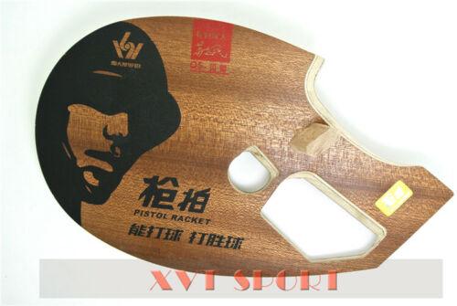 Table Tennis bat SANWEI Newest Professional Carbon Pistol Table Tennis Blade