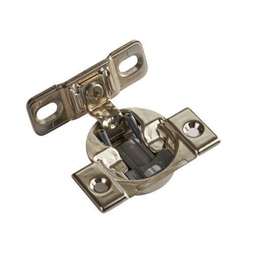 """Blum Compact 38 B 1-3//8/"""" Overlay face cadre charnière Press in soft close 38B358BF2"""