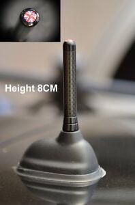 RED Carbon Fiber Antenna for MINI Cooper Countryman JCW clubman R50-R60
