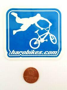 HARO BIKES BMX STICKER DECAL Fork frame bars bumper sticker