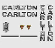 Carlton Bicycle Decals, Transfers, Stickers n.6