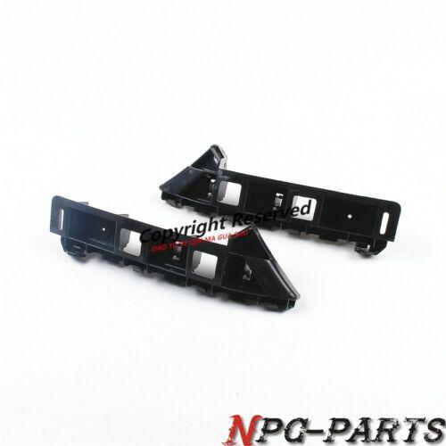Front L /& R Bumper Guide Piece Profile Brackets Fit For Passat B7 USA Type 12-15