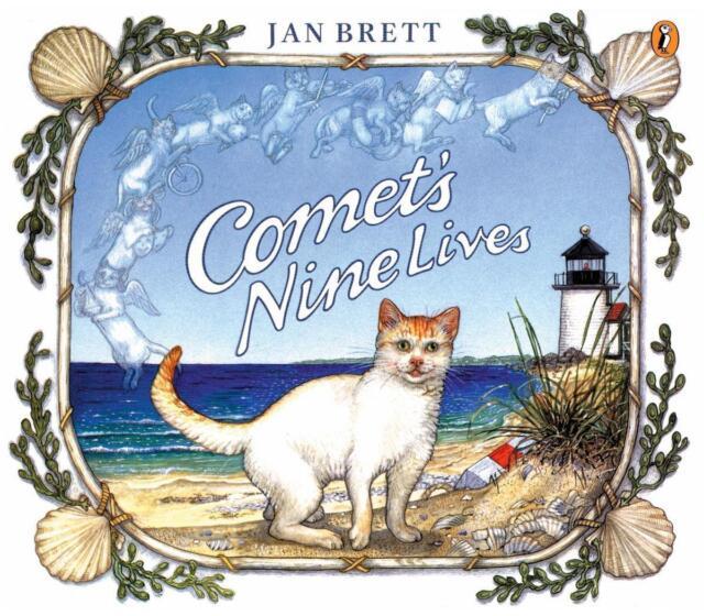 Comet's Nine Lives von Jan Brett