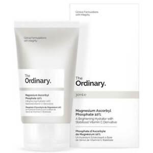 The Ordinary Magnesium Ascorbyl Phosphate Solution 10% 30ml Antioxidant 769915190526