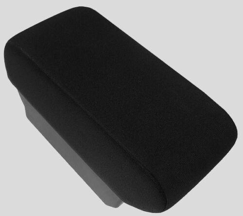Bracciolo NO VITI regolabile lunghezza SMART New tessuto nero MONTA INVISIBILE