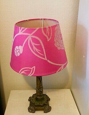 Lyserød Bordlampe   DBA billige og brugte bordlamper