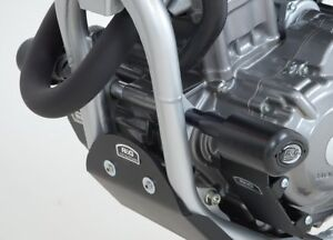 Aero Style Honda NC750X 2014 R/&G Crash Protectors