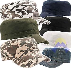 Cappello-ATLANTIS-Tank-ARMY-Militare-CAPPELLINO-Berretto-ESERCITO-per-Uomo-DONNA