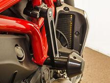 DUCATI MONSTER 821 / 1200 WOODCRAFT RACING FRAME SLIDER KIT WITH BLACK PUCKS