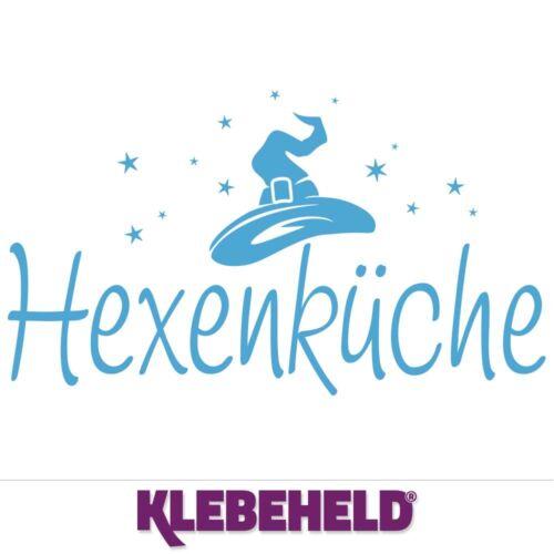 Murales cal con sombrero mágico y estrellas küchendeko klebeheld ®