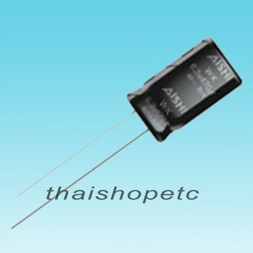 20 x 2.2uF 50V 85C Radial Electrolytic Capacitor - Free Shipping