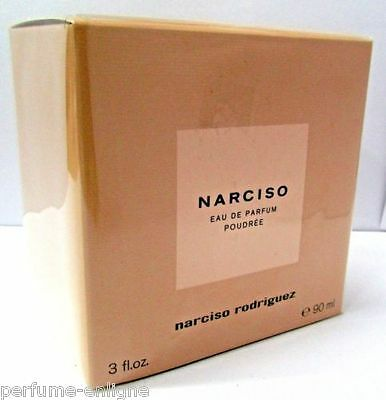 Narciso Rodriguez Narciso Poudree EDP 90ml 3OZ HER Original & Sealed New in Box
