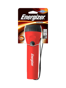 Energizer Led Luz De Antorcha ligero 2D (2 x batería de tamaño D) + LANYARD-LED2D