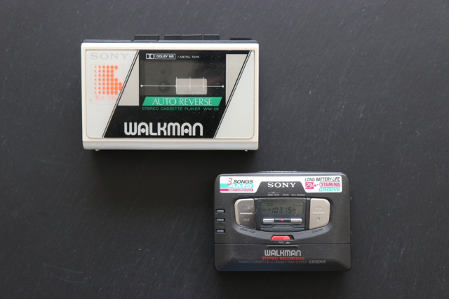 Walkman, Sony, WM-GX550 + WM-28, Mega sjælden WM28 i super…