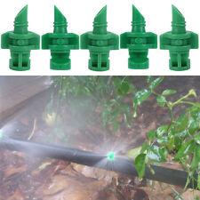 10Pcs Micro Garden Lawn Water Spray Misting Nozzle Sprinkler Irrigation