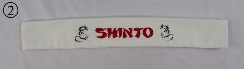 Japanese Karate Headband 100/% Cotton
