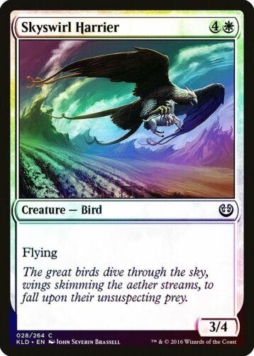 Skyswirl Harrier FOIL Kaladesh NM White Common MAGIC GATHERING CARD ABUGames