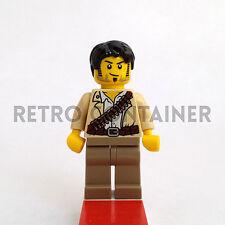 LEGO Minifigures - Jake Raines - pha009 - Adventurers Omino Minifig 30091 7305