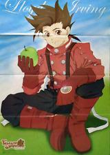 Tales of Symphonia / Haruhi Poster Namco Animedia Lloyd Irving / Mikuru Yuki