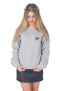Pullover & Strick Kompetent You Grow Girl Sweater Top Jumper Sweatshirt Funny Pocket Tumblr Avocado Einfach Zu Schmieren